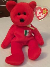 1999 TY Beanie OSITO Teddy Bear MWMT No Stamp