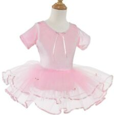Great Pretenders Girl's Ballet Soft Tulle Tutu Costume Piece (Pink, 4-7)