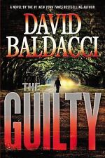 The Guilty (Will Robie series), Baldacci, David, 1455586420, Book, Good