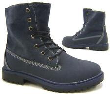 Markenlose Herrenstiefel & -boots aus Kunstleder in Größe 42