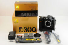 【NEAR MINT Low 9k Shot】NIKON D300 12.3MP Digital SLR Camera +MB-10 4G CF JAPAN