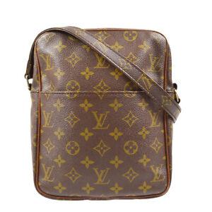 LOUIS VUITTON  PETIT MARCEAU CROSS BODY SHOULDER BAG PURSE M40264 823 72407