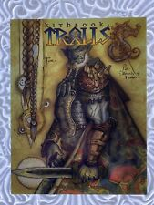 Kithbook Trolls, Changeling: The Dreaming, Kithbook One, White Wolf WW7050, 1996