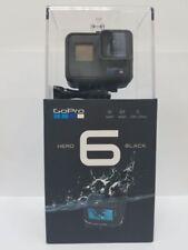 GoPro HERO 6 Action Camera Black 4K HD 12MP Waterproof WiFi