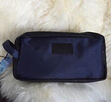 Travel Kit Men's Toiletry Travel Bag Pouch NWT Navy/Black