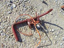 Farmall Ih A Tractor Vac Vacuum Lift Pivot Rod Amp Mounting Brackets