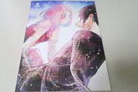 NARUTO doujinshi Sasuke X Sakura (A5 42pages) Yurayura Kizuato ha pink ni tokeru