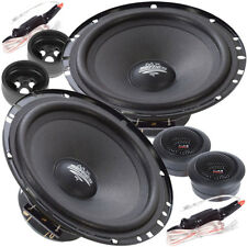 Audio System MX 165 EVO 16,5cm 2 Wege Kompo Lautsprecher Set 165mm Compo Speaker
