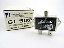 Glideslope Diplexer DM H24-1 removed from new aircraft