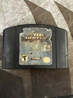 WWF No Mercy (Nintendo 64, 2000) N64 Wrestling Game Authentic Cleaned Tested