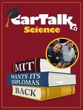 NEW! Car Talk Science: MIT Wants Its Diplomas Back (CD)AUDIOBOOK DPAK