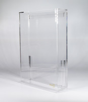 [MINT] Star Wars Acrylic Display Case for Vintage and Modern 6x9 inch card 3.75""