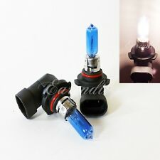 9005 HB3 Super White 5000K High Beam Halogen Xenon Gas #Nt1 Headlight 2x Bulbs