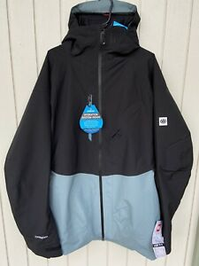 NWT 686 Hydrastash Reserve Insulated Jacket Blue Mens 2XL GLCR Project $369 MSRP