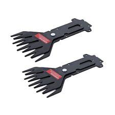 Black & Decker OEM 90590580-02 (2-PK) replacement shear blade 41326SE GSL35