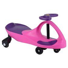 Plasma Car Riding Push Toy, Pink