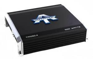 Autotek 4 Channel 1000 Watt Amp Car Audio Class A/B Power Amplifier   TA1050.4