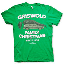 Griswold Family Christmas Since 1989 Vacation Chevy Chase Männer T-Shirt Grün
