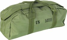 US Army Abrams M1 Reproduction Green Tool Fishing Shooting Holdall Kit Bag