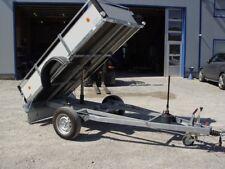 PKW Anhänger Kipper Heckkipper Rückwärtskipper 1300 kg gebremst, 2,5 x 1,25 m