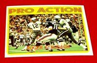 1972 TOPPS FOOTBALL #122 ROGER STAUBACH IA RC Cowboys HOF NM+