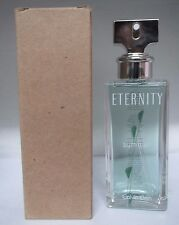 ETERNITY SUMMER 2008 BY CALVIN KLEIN 3.4 Fl oz/100 ml EAU DE PARFUM SPRAY WOMEN