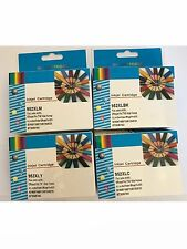 4 Reman 952XL Ink for HP Officejet Pro 7740 8210 8216 8218 8710 8714 8715 8716