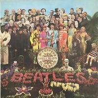 THE BEATLES SGT PEPPER LP PARLOPHONE UK 1971 STEREO EMI 2 BOX -1/-2 MATRIX EXC