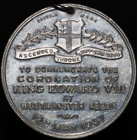 1937 | Edward VIII Coronation Medal | Medals | KM Coins