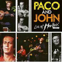 De Lucia, Paco - Paco And John Live At Montreux 1987 [New Vinyl LP] Reissue