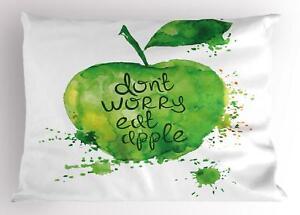 Fruit Pillow Sham Decorative Pillowcase 3 Sizes Available for Bedroom Decor