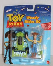 New Toy Story Woody Rides RC Set, Mattel