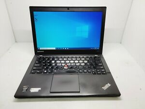 "LENOVO THINKPAD X240 12.5"", Core i5-4200U 1.60GHz, 8GB RAM, 500GB HDD WIN 10"