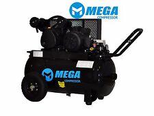Compresor de aire Horizontal MegaPower, de Una Etapa, de 20 Galones 2 Caballos