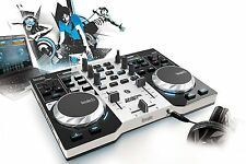 Proffesional DJ Controller Decks Deejay Digital Mixers Music Party Xmas Gift new