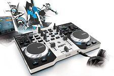 Proffesional Dj Controlador cubiertas Deejay mezcladores digitales Fiesta De Música De Regalo De Navidad Nuevo