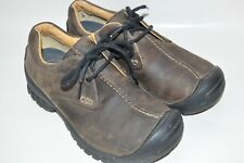 Women's Nearly New KEEN Trail Shoes Size 6.5 US Brown Leather Flawless