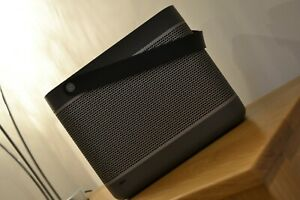 B&O Bang and Olufsen Beolit 12 Grey Wifi Airplay Portable speaker Loud Bass