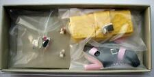 "12"" Fashion Royalty~Always On Her Mind Dania Yellow Clutch, Shoes & Jewelry Set"