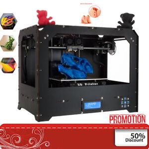 3D-Drucker FDM Dual Extruder - MK8 - Stabiles und präzises PLA / ABS DHL IN DE