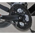 Road Bike MTB Chain Ring 44T 4 Holes Chainring Protect Cover Crankset Cap Shield