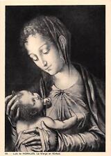 "vintage greeting post cards Luis de Morales"" maria and jesus""1030"""