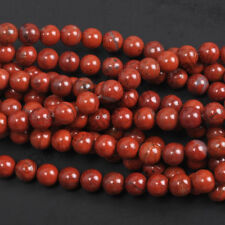 4/6/8/10/12MM Natural Gemstone Round Spacer Beads Stone Bracelet Jewellry Making