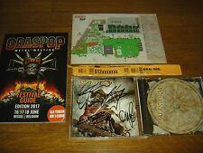 Alestorm – Captain Morgan's Revenge CD signed autographed