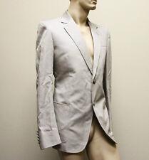 $1690 New Authentic GUCCI Men's Jacket Blazer 50R/US 40R Beige 282447 2879