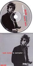 CD CARTONNE CARDSLEEVE BOB DYLAN LE SAMPLER ROCK & FOLK 6 TITRES 1997 RARE !!!!