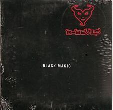 D-DEVILS - black magic CD SINGLE 3TR hard trance 2001