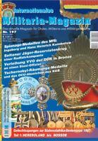 IMM 197 Das aktuelle Magazin Orden Militaria Gefechtsspangen MfA