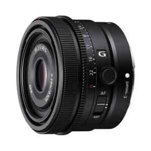 Sony Fe 40mm F2.5 G SEL40F25G E-Mounth