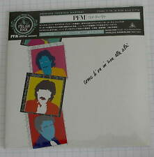 PFM - Come Ti Va In Riva Alla Citta JAPAN MINI LP CD NEU! BVCM-37699 SEALED